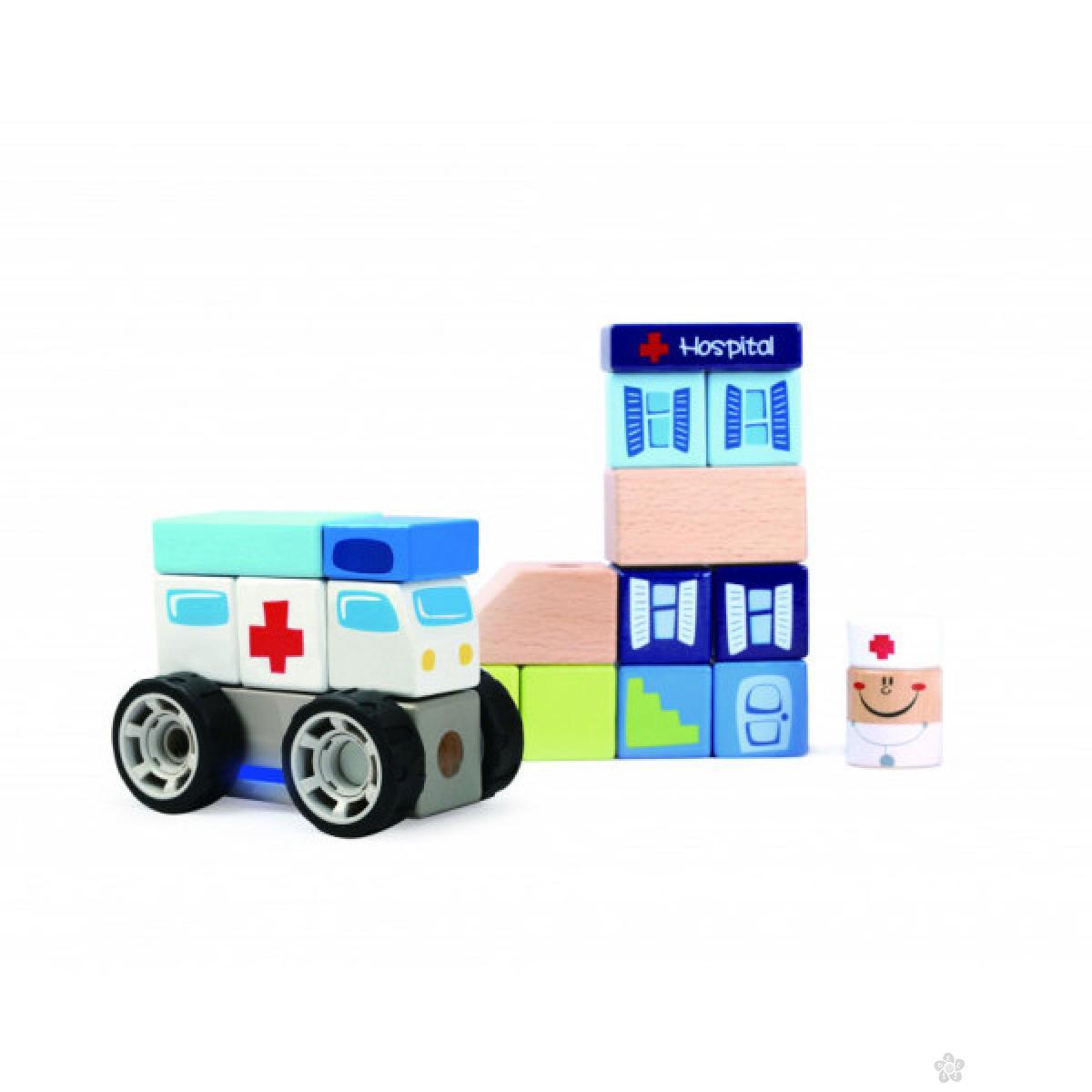 Zvučna igračka Bolnica ToP Bright 150178