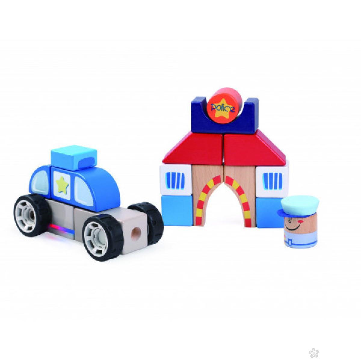 Zvučna igračka policija ToP Bright 150175