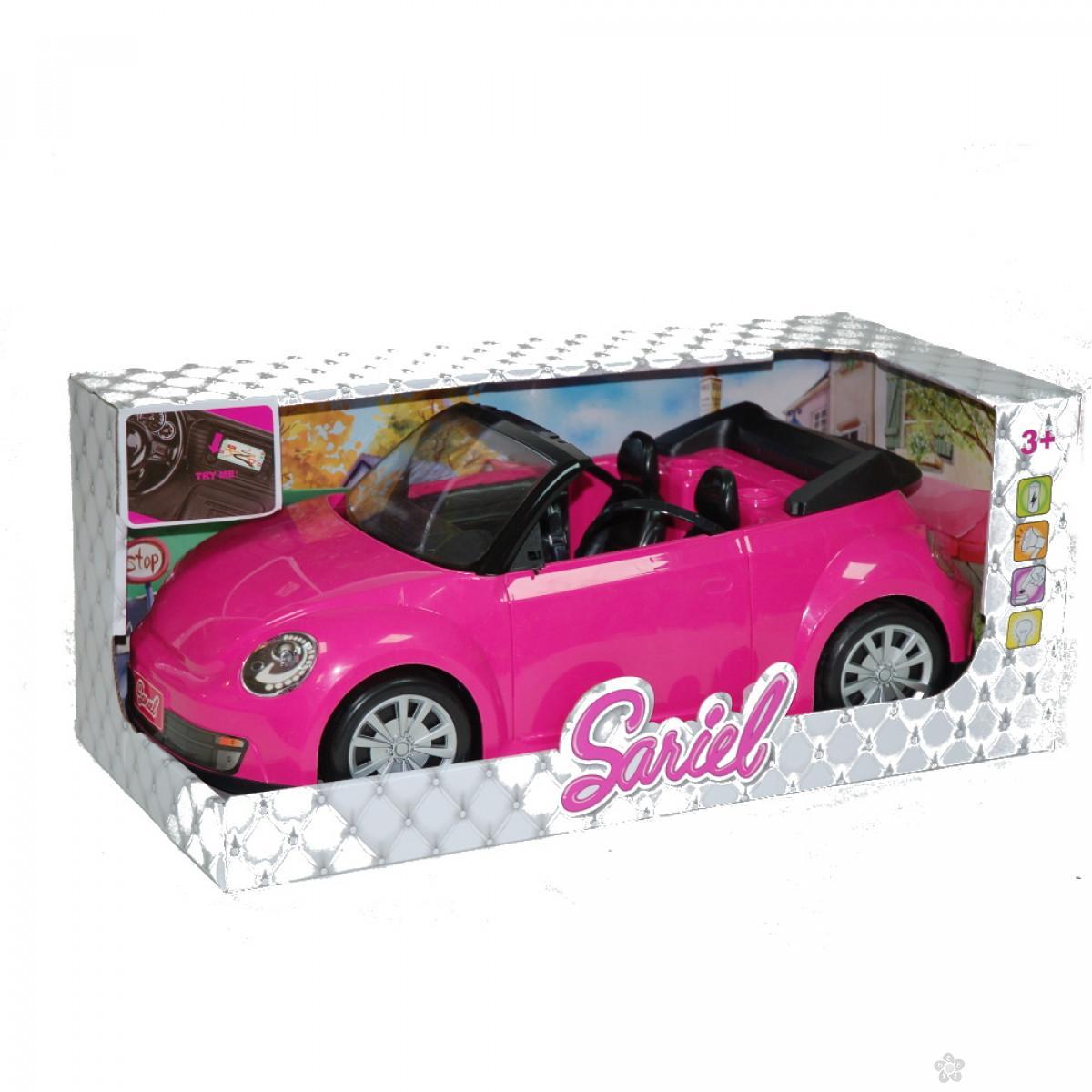 Auto za lutke S566-6622-A