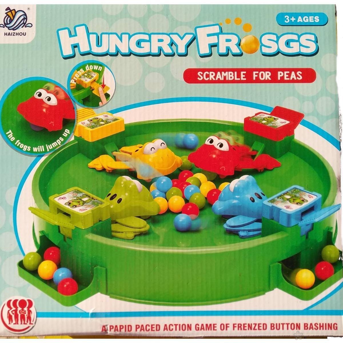 Društvena igra Hungy Frogs 100688
