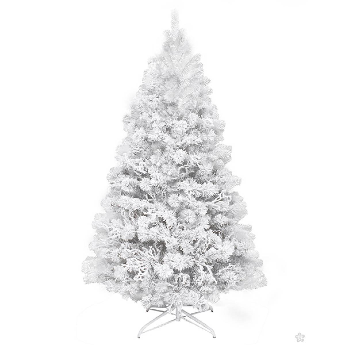 Novogodišnja jelka Snežna 240cm 201010