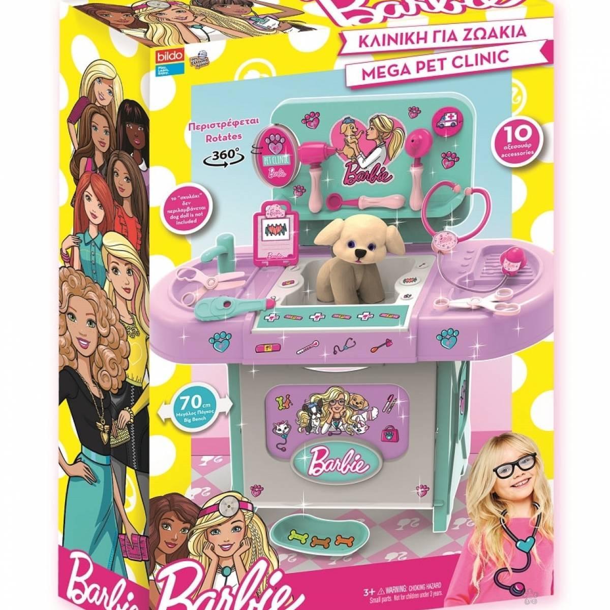 Barbie PET klinika 20177