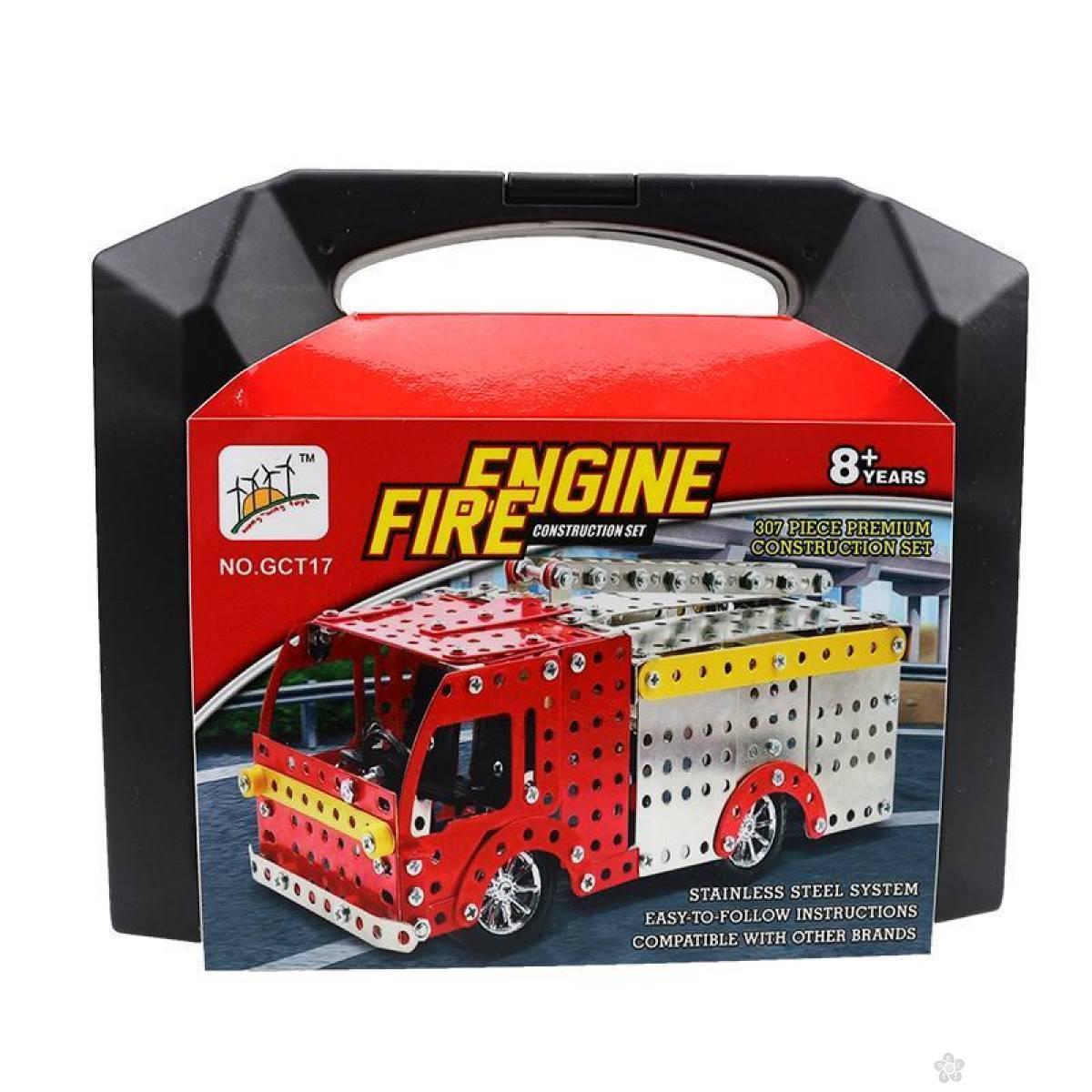 Konstruktor vatrogasac 746904