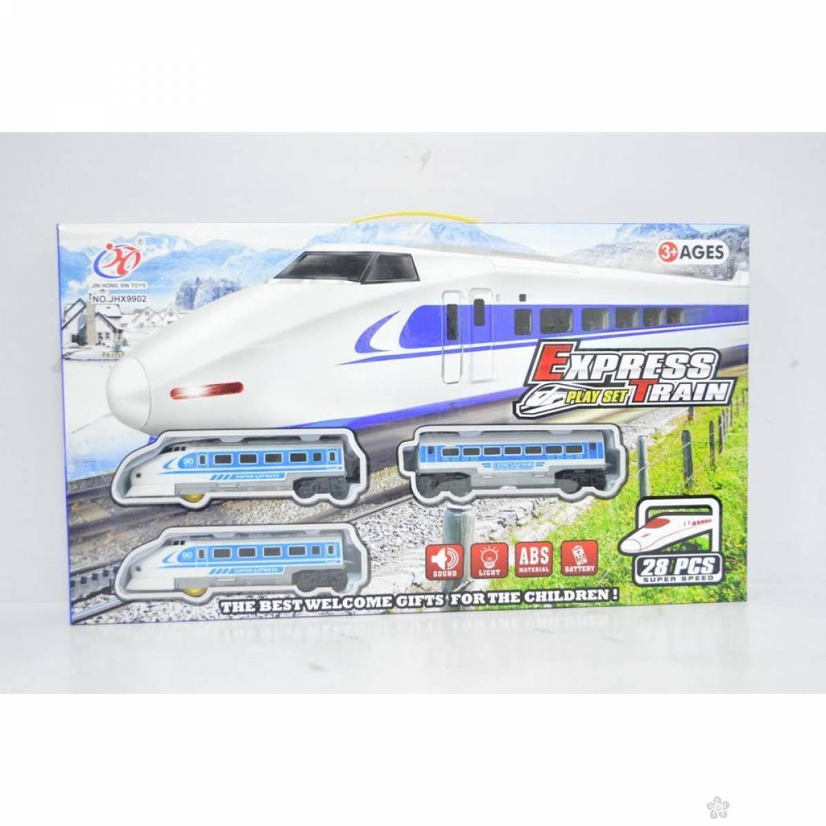 Super brzi voz 026855