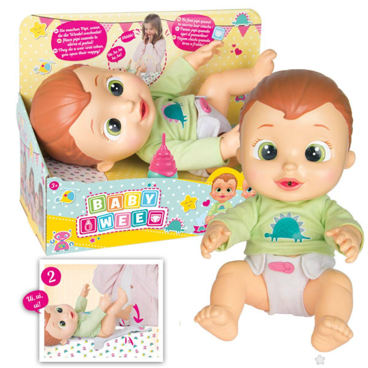 Lutka Baby Wee Max 21075