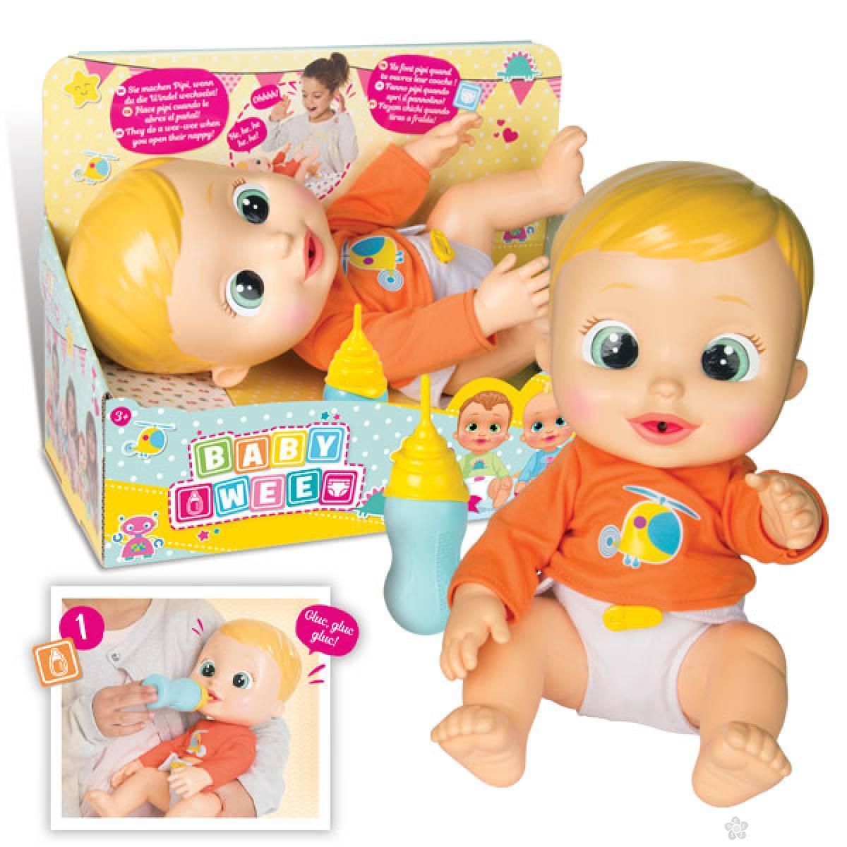 Lutka Baby Wee Nick 21073