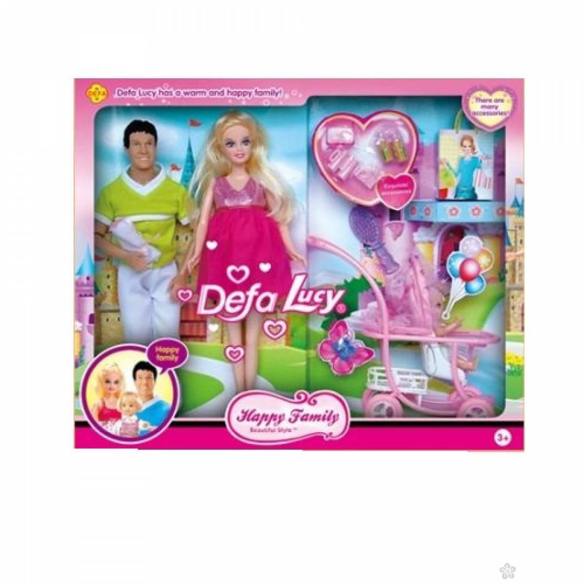 Lutka Defa Happy Family 27/8088