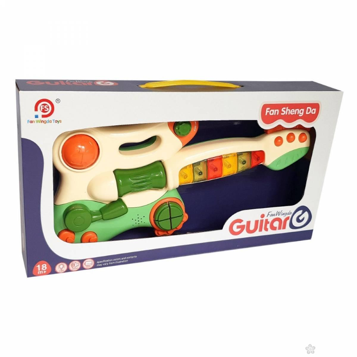 Muzička gitara za bebe 556156