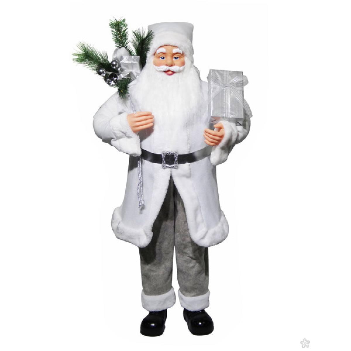 Deda Mraz Christopher 110cm beli 740671