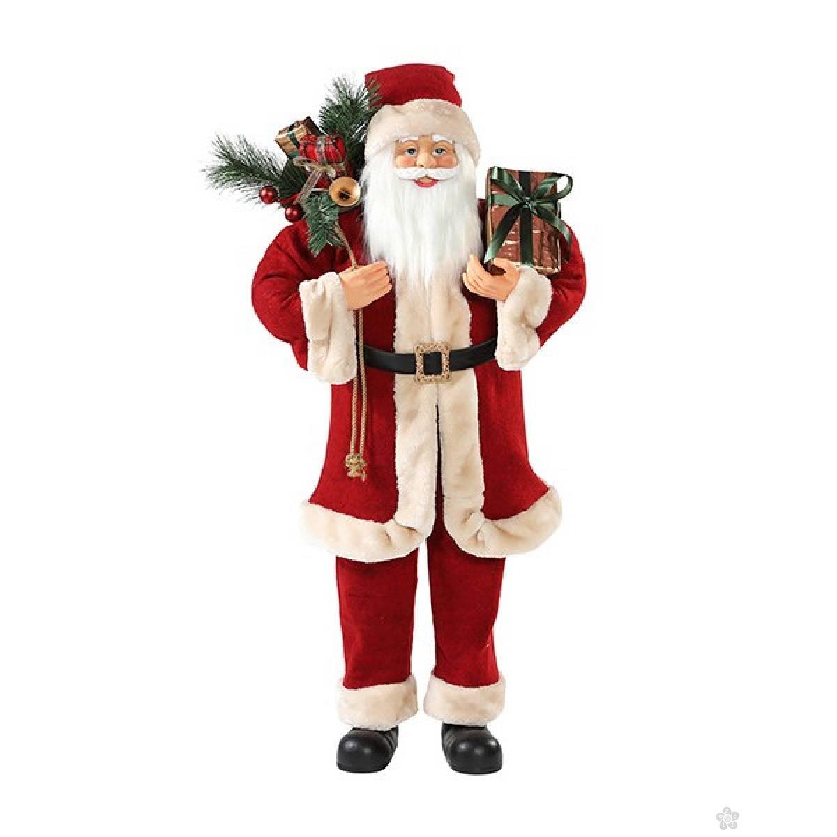 Deda Mraz Christopher 110cm crveni 740760