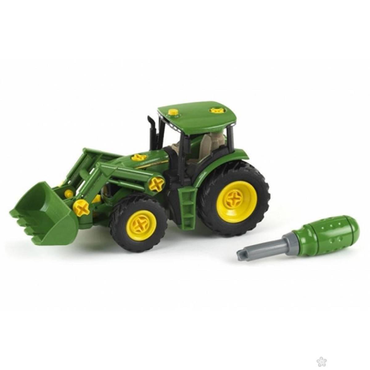 John Deere Traktor  Klein KL3903