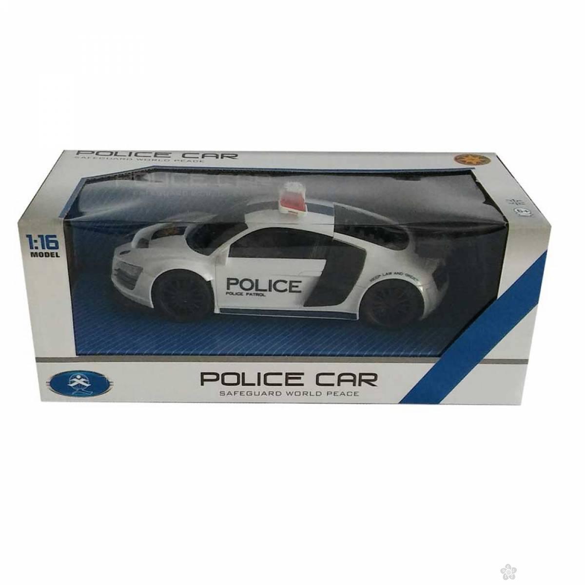 Auto policija na daljinsko upravljanje 189055