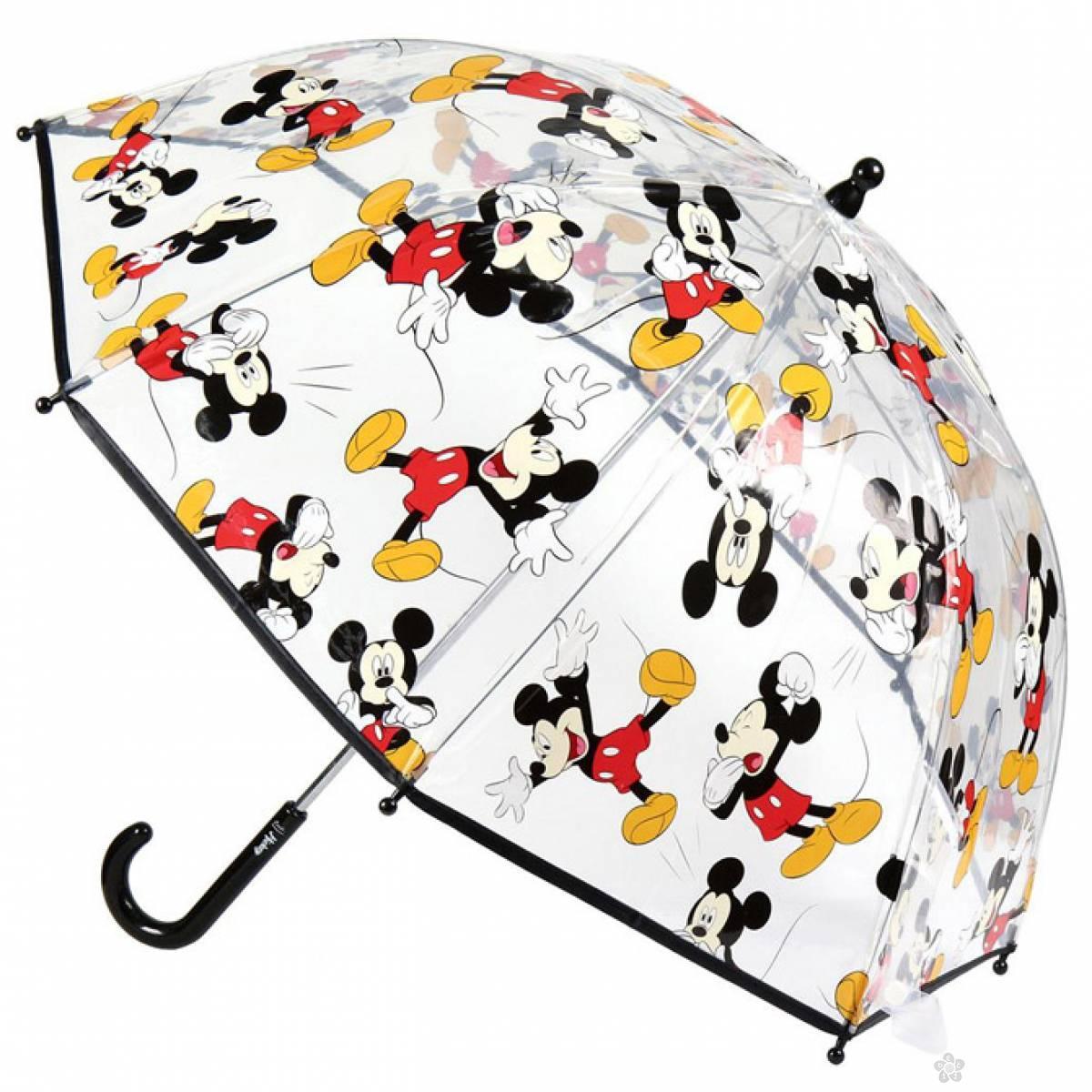 Kišobran dečji ručni 45cm Mickey Cerda 2400000510