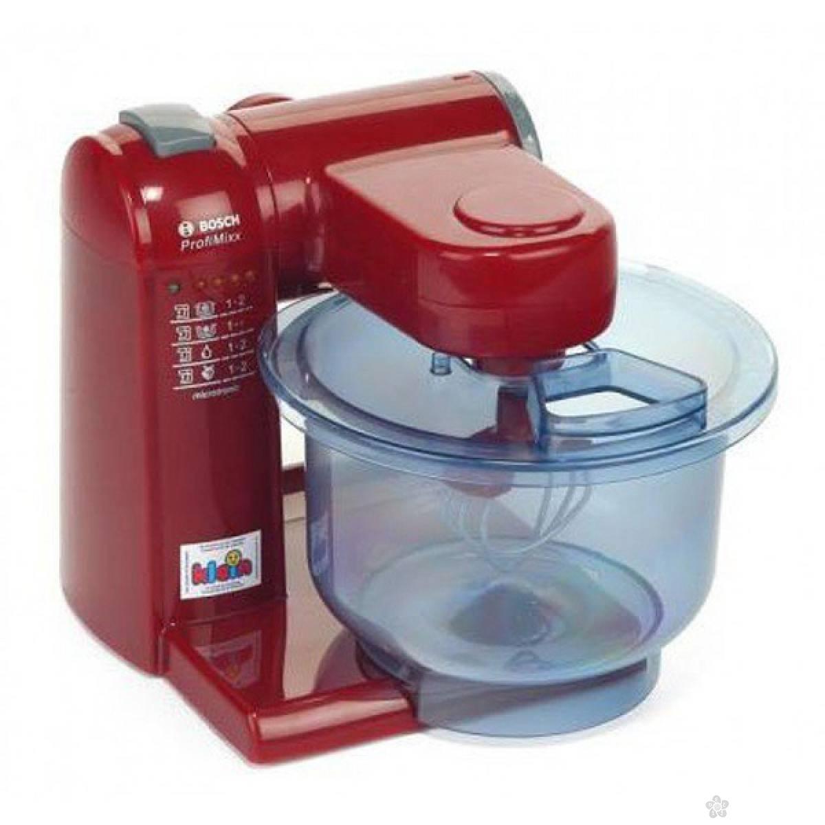 Bosch kuhinjski mikser crveno / sivi Klein KL9556