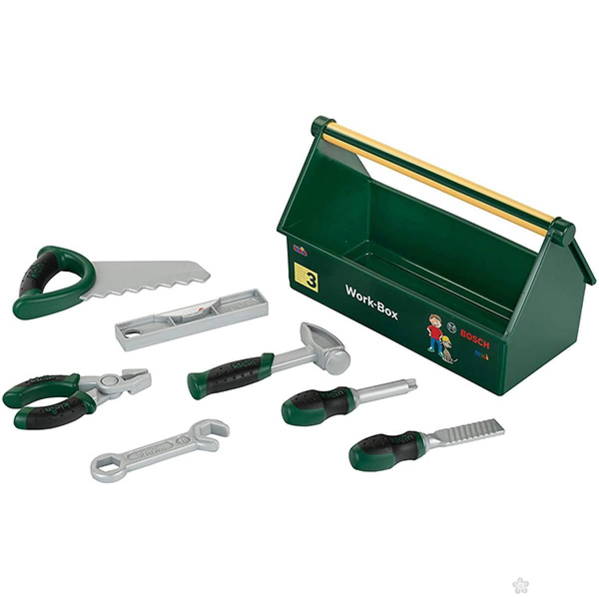 Bosch radna kutija sa alatom Klein KL8573