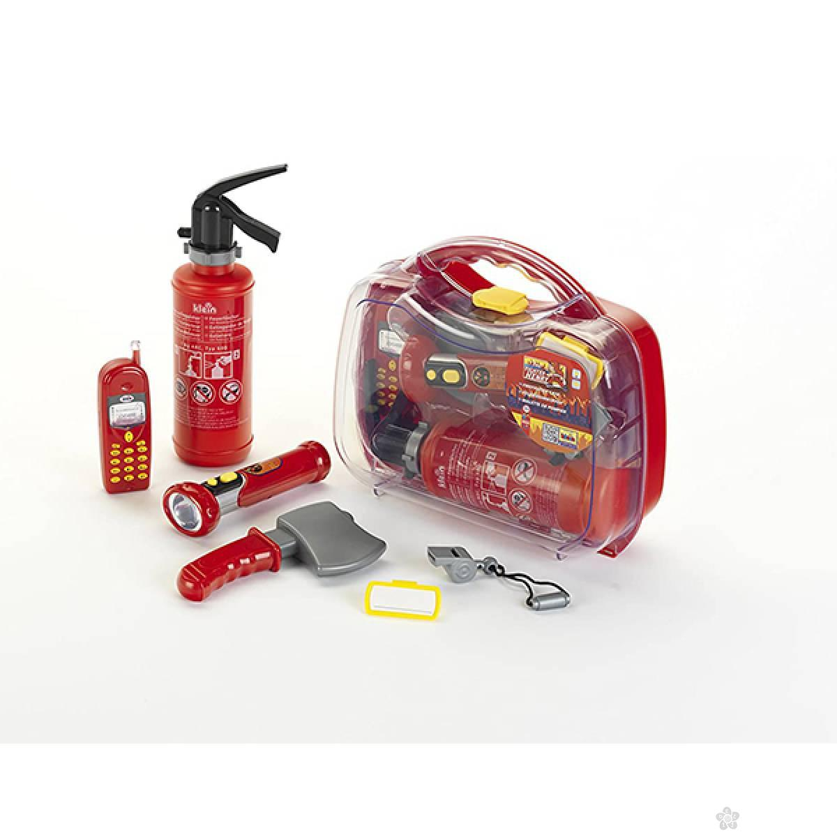 Oprema za vatrogasca srednji set Klein KL8984