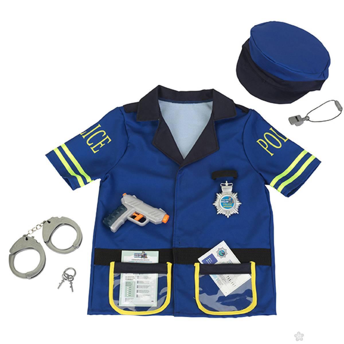 Unifoma policajca Klein KL8893