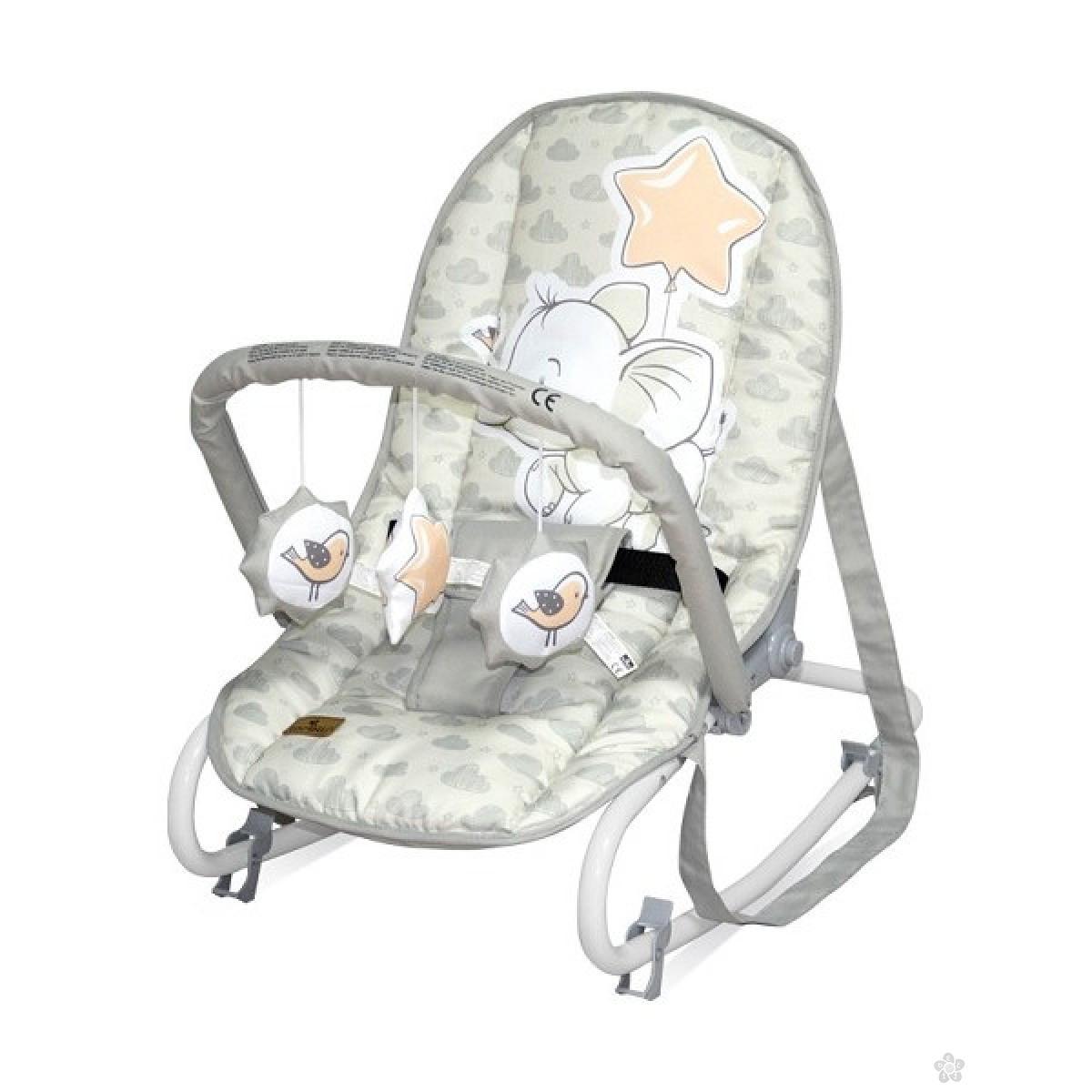Ležaljka Top Relax Elephant 10110022048
