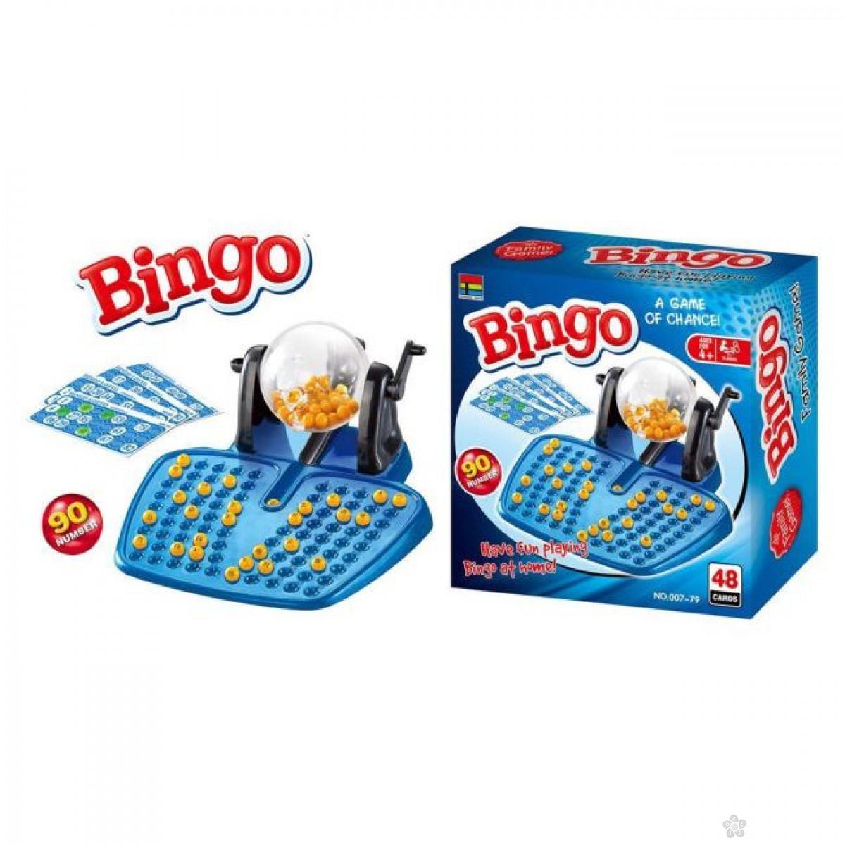 Društvena igra Bingo Loto 11/23353