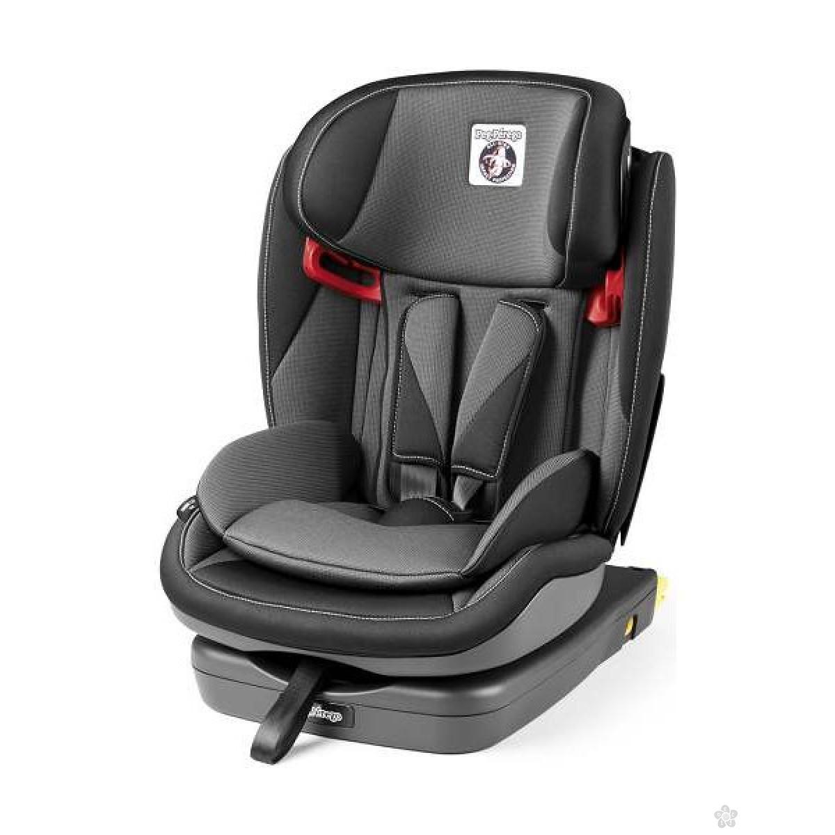 Auto Sedište Viaggio 1-2-3 VIA Crystal Black
