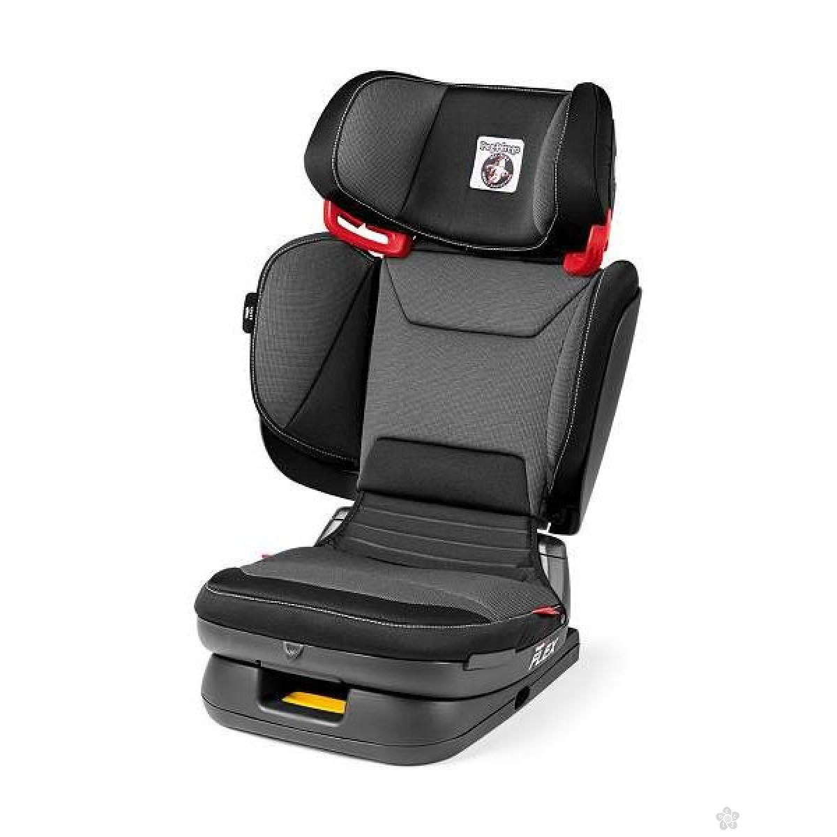 Auto Sedište Viaggio 2-3 Flex Crystal Balck P3810051532