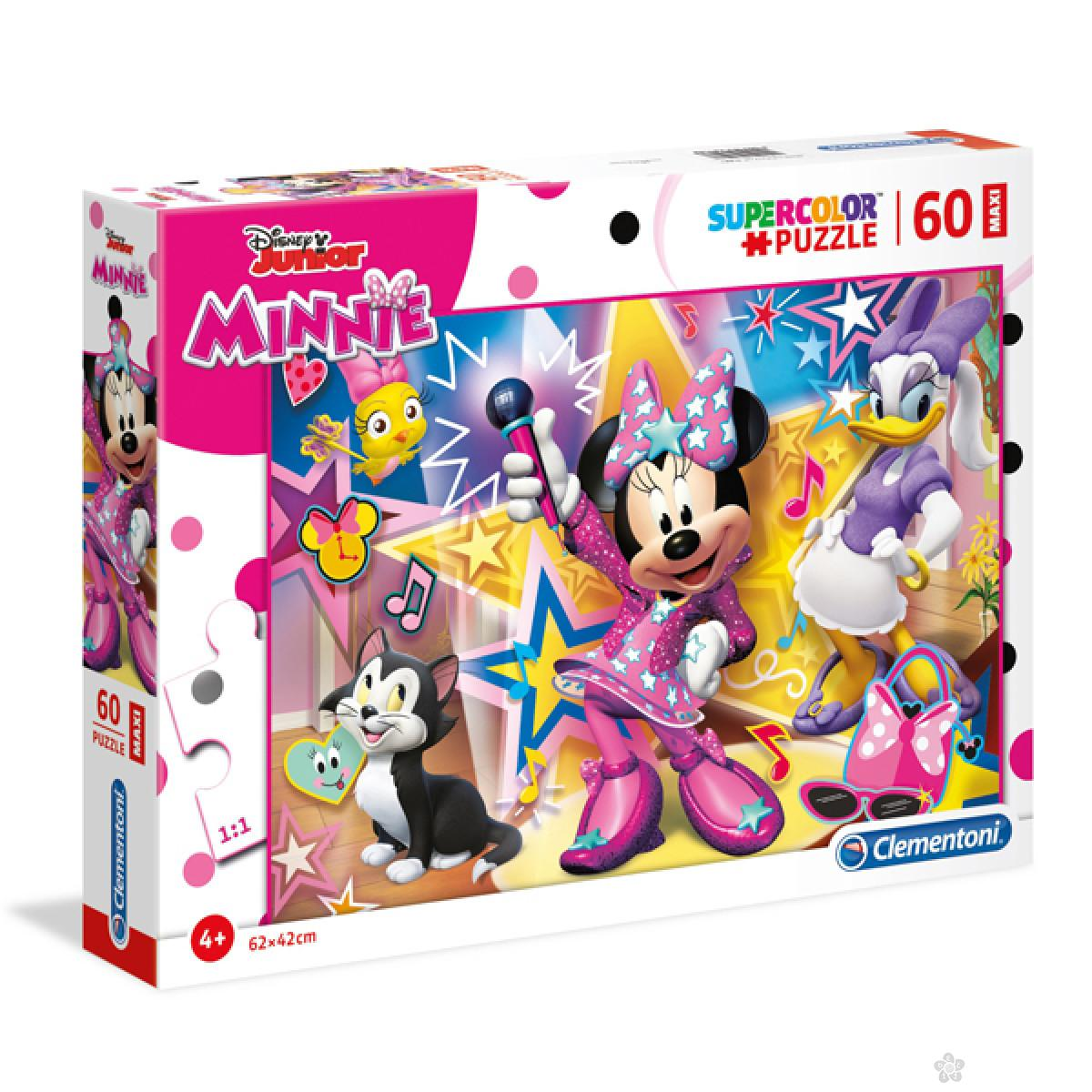 Puzzle 60 Maxi Minnie Happy Helpers 26443