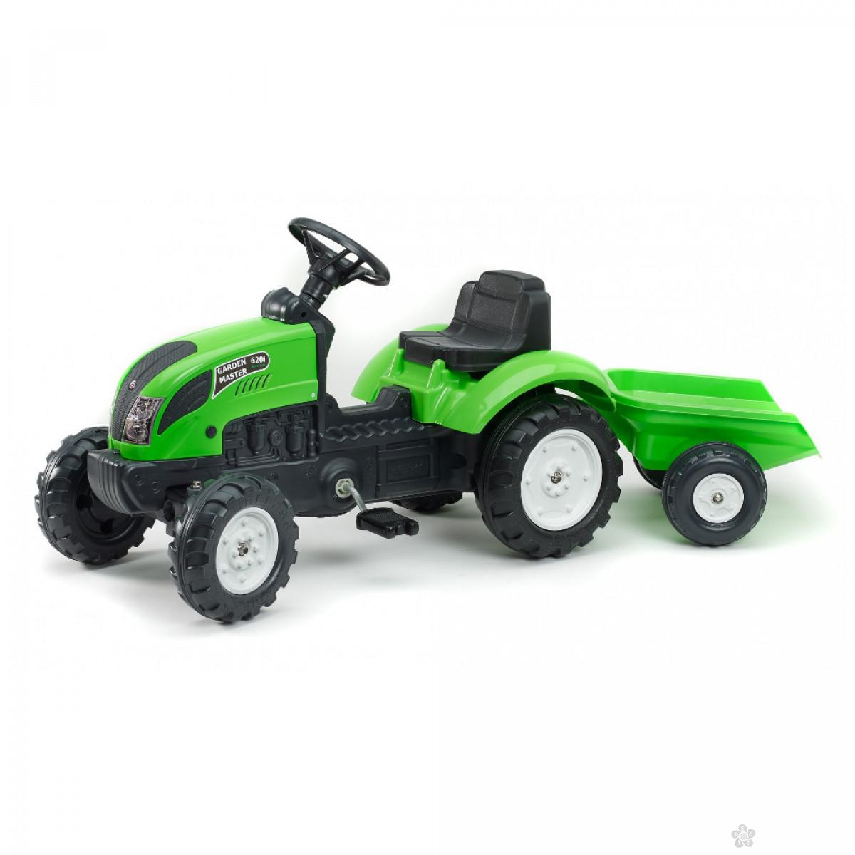 Traktor na pedale Garden Master 2057j