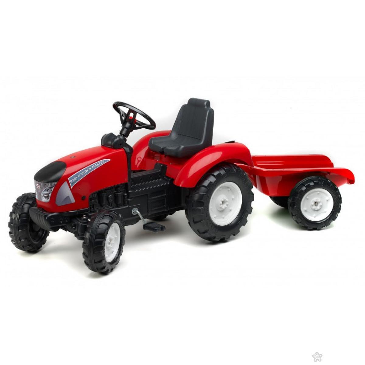 Traktor na pedale Garden Master 3021ab