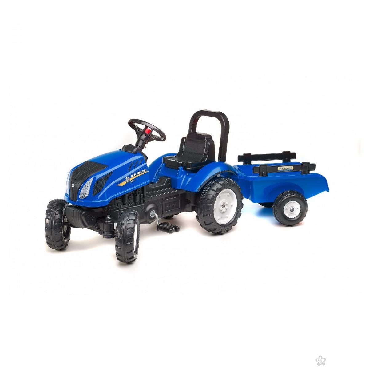Traktor na pedale New Holland 3080ab