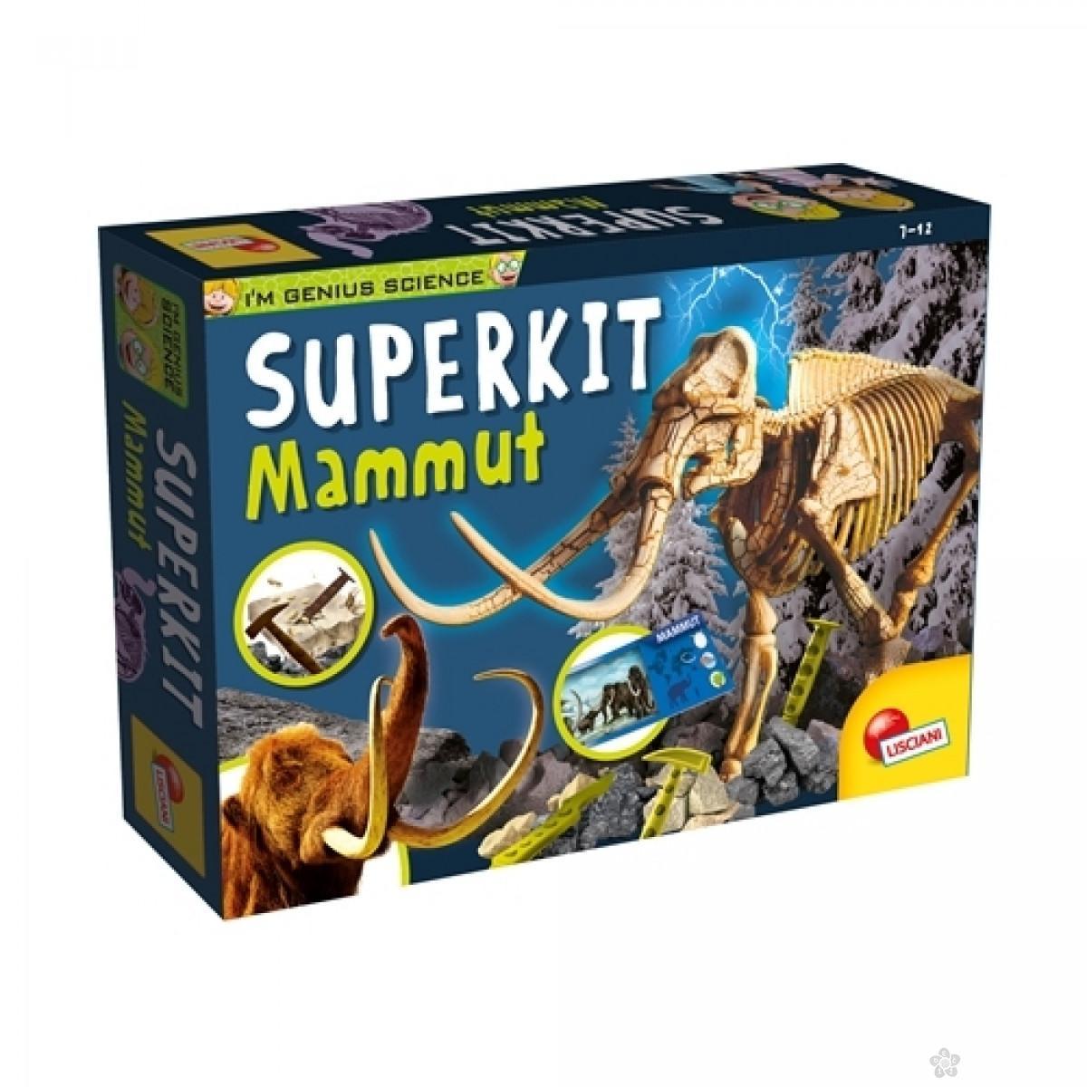 Mali Genije  Super Kit Mamut 43817