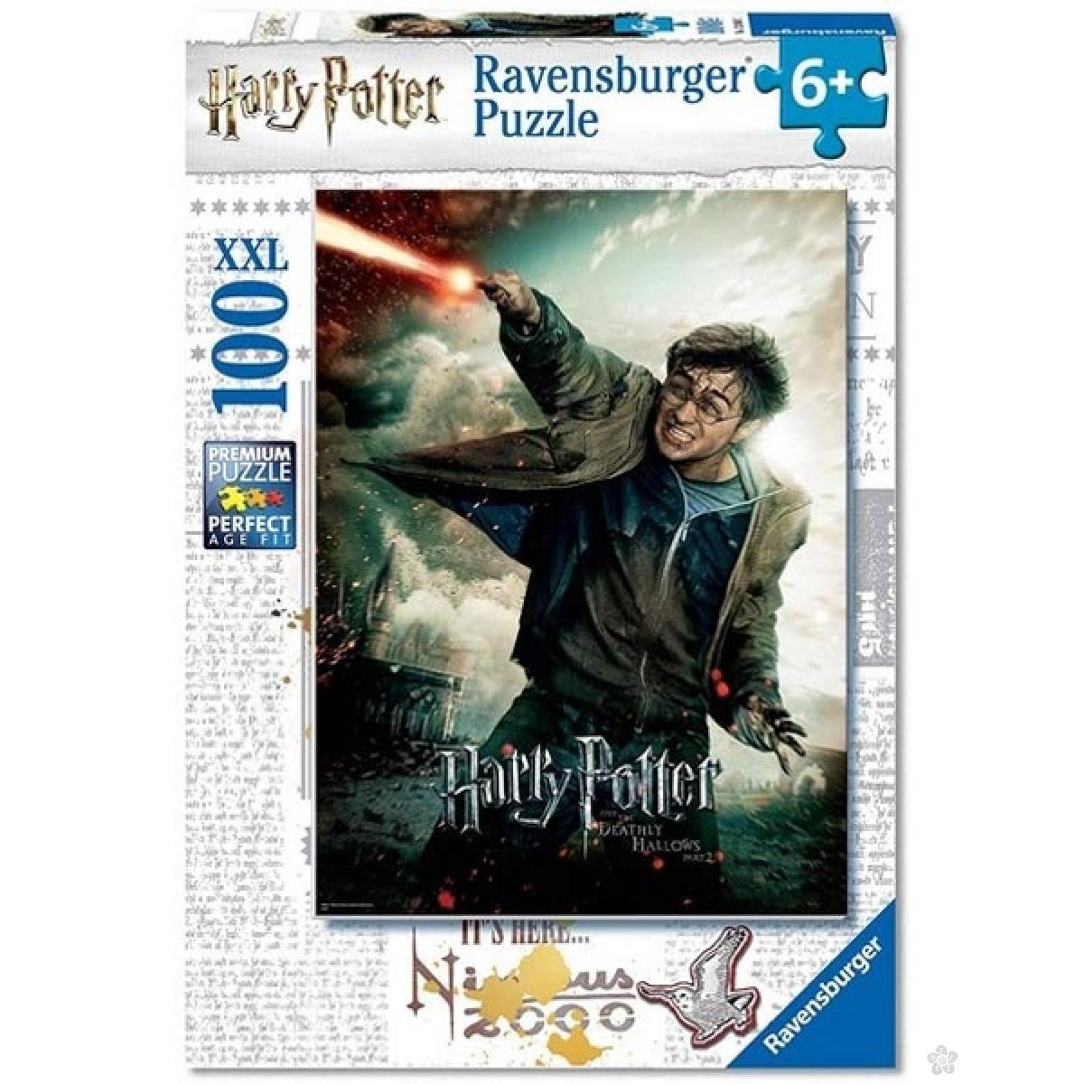 Ravensburger puzzle 100XXL Harry Potter RA12869