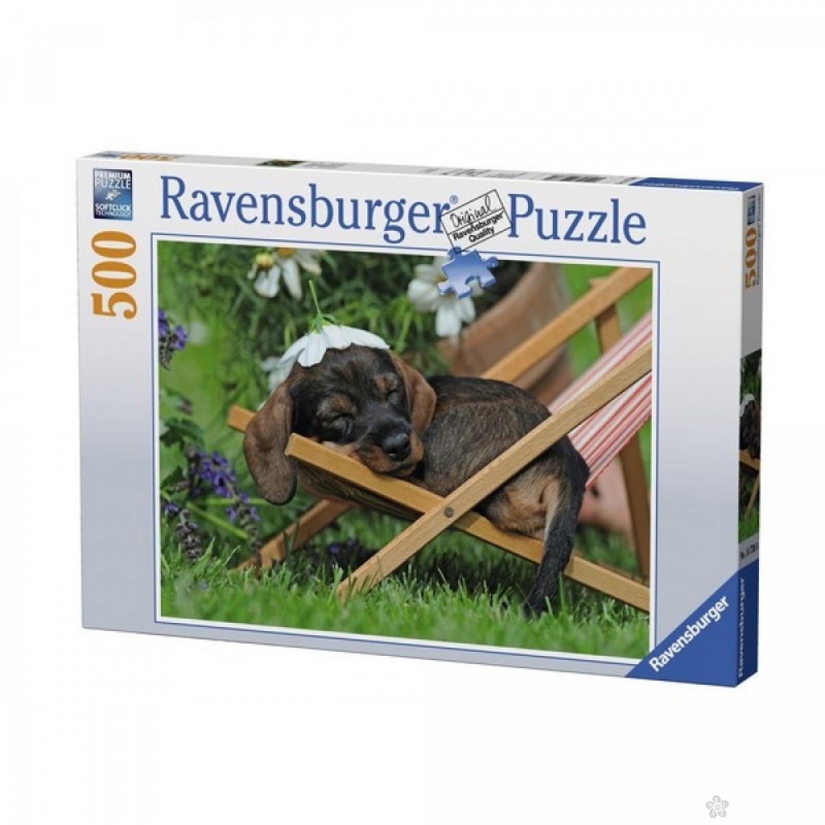 Ravensburger puzzle Štene RA14738