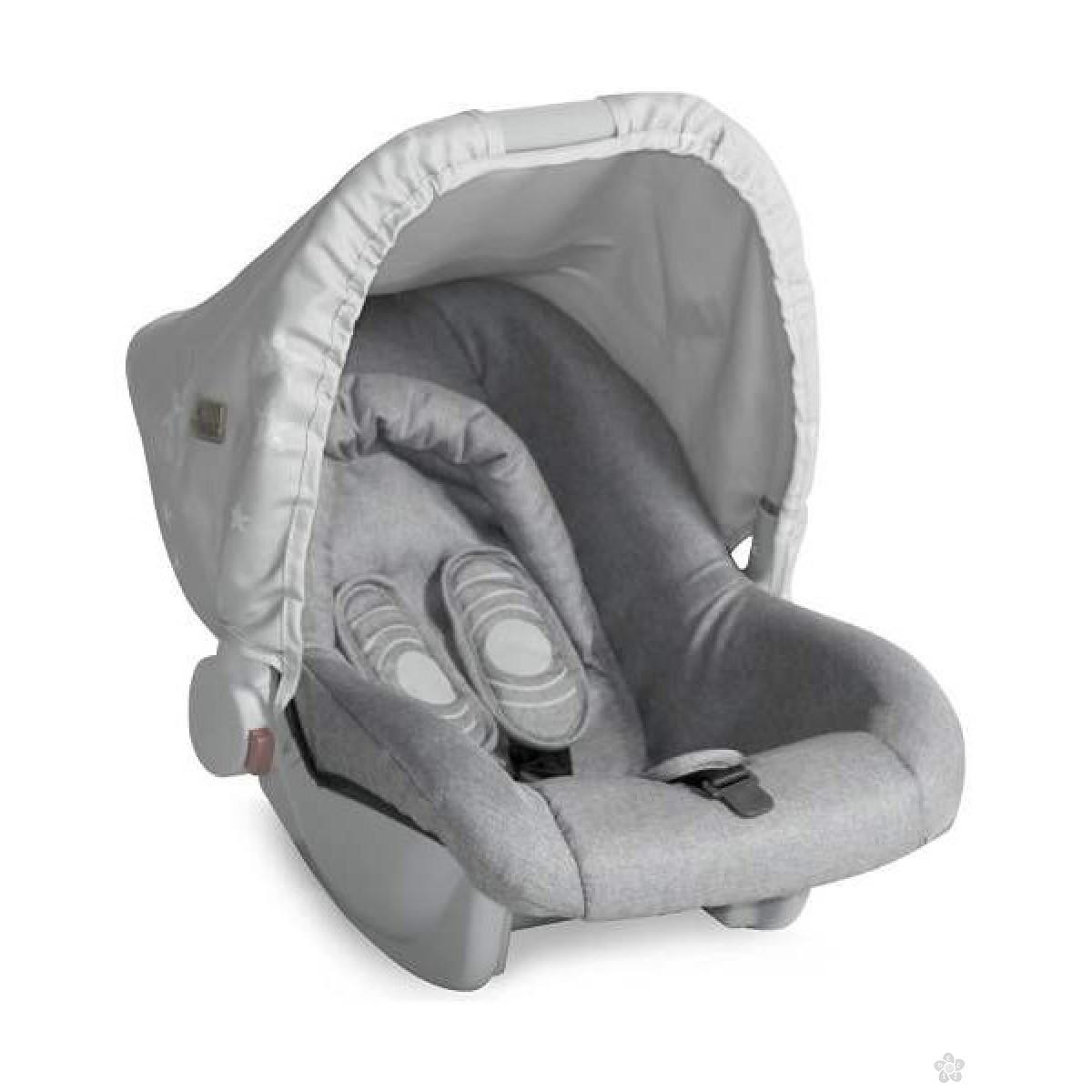 Auto Sedište Bodyguard Grey 10070131833