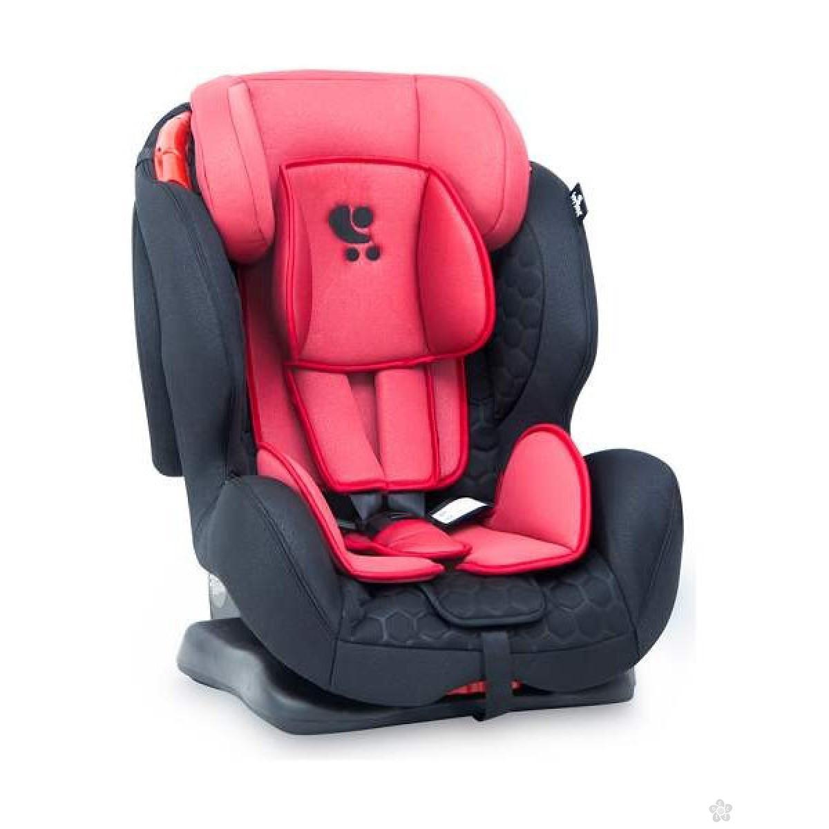 Auto sedište Race 9-36 Black-Red 10070041951