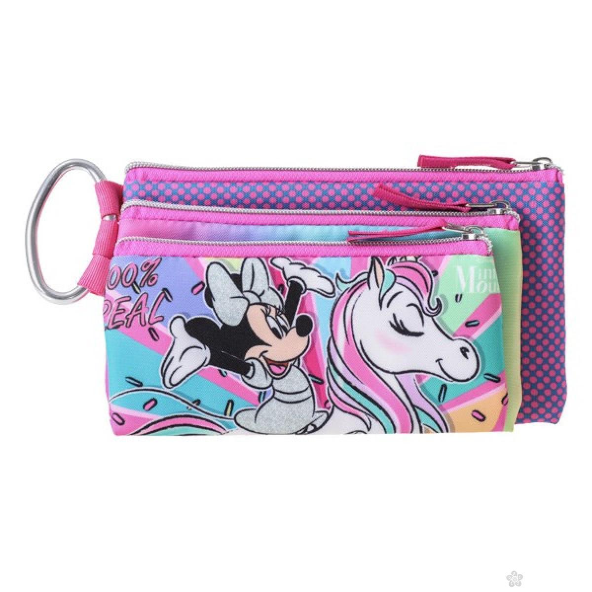 Pernica trodelna Minnie Unicorn 318651