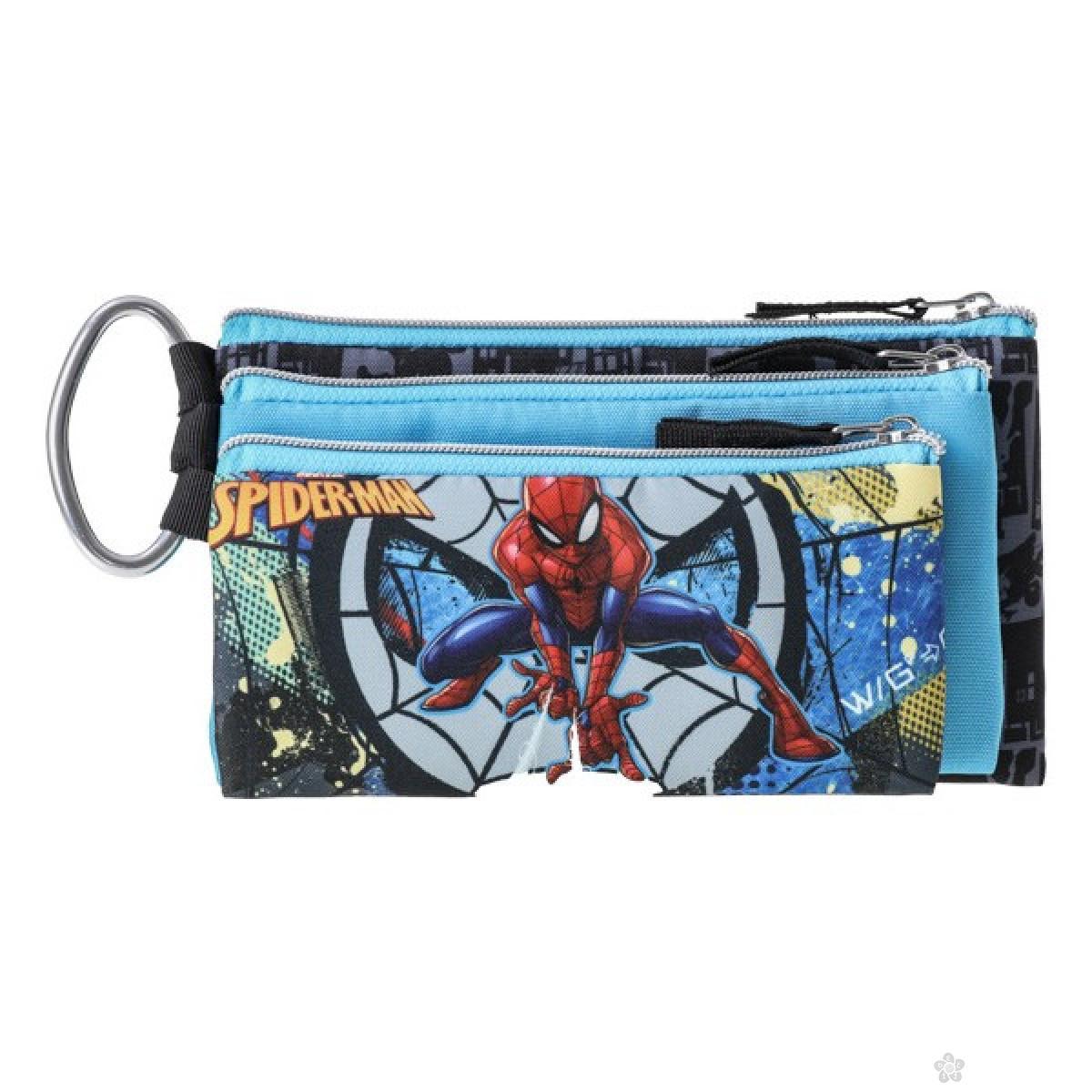Pernica trodelna Spiderman 326651