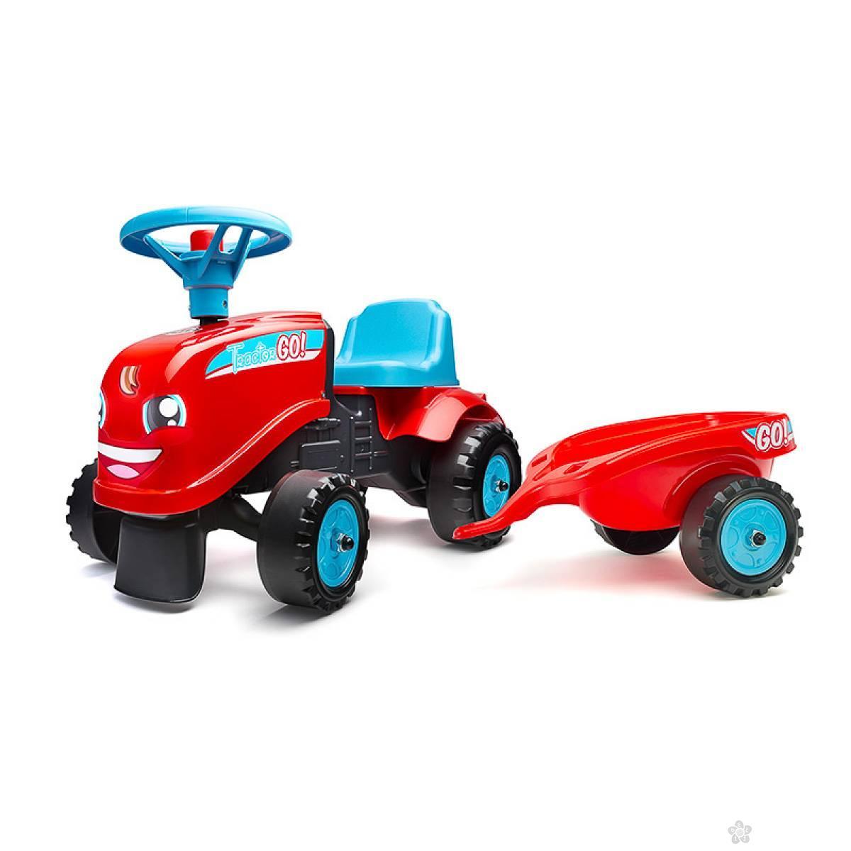 Traktor guralica 200b