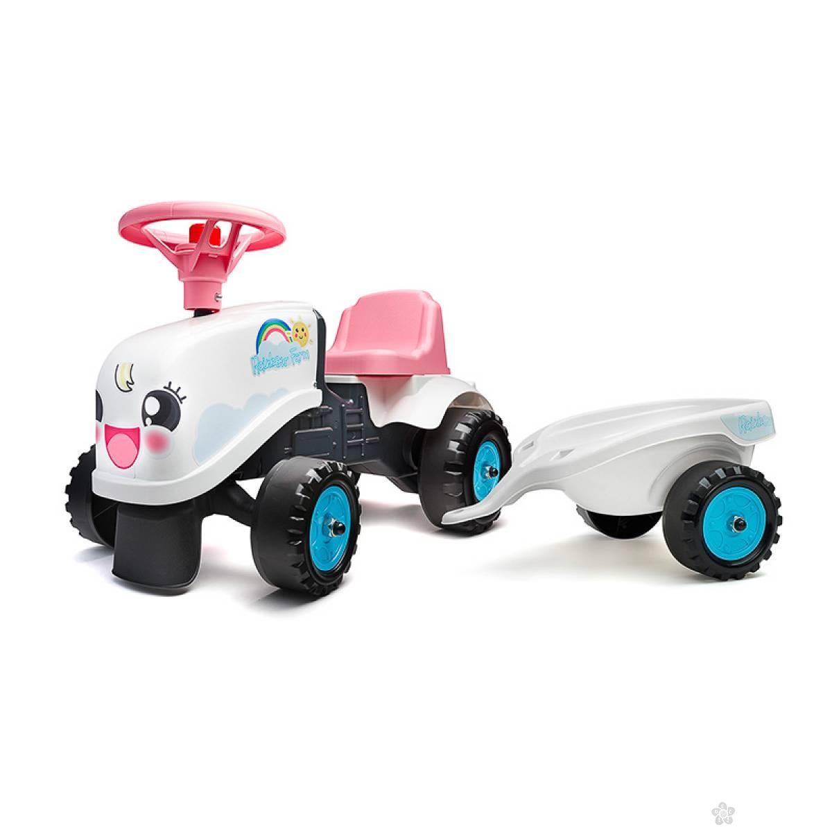 Traktor guralica 206b