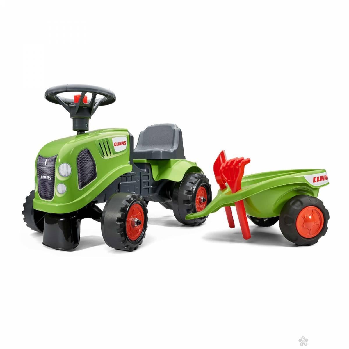 Traktor guralica Claas 212c