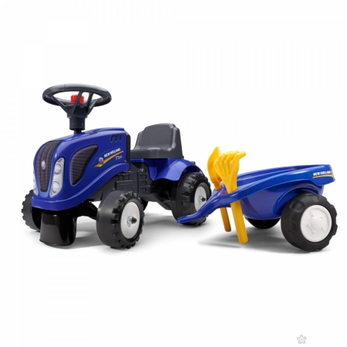 Traktor guralica New Holland 280c
