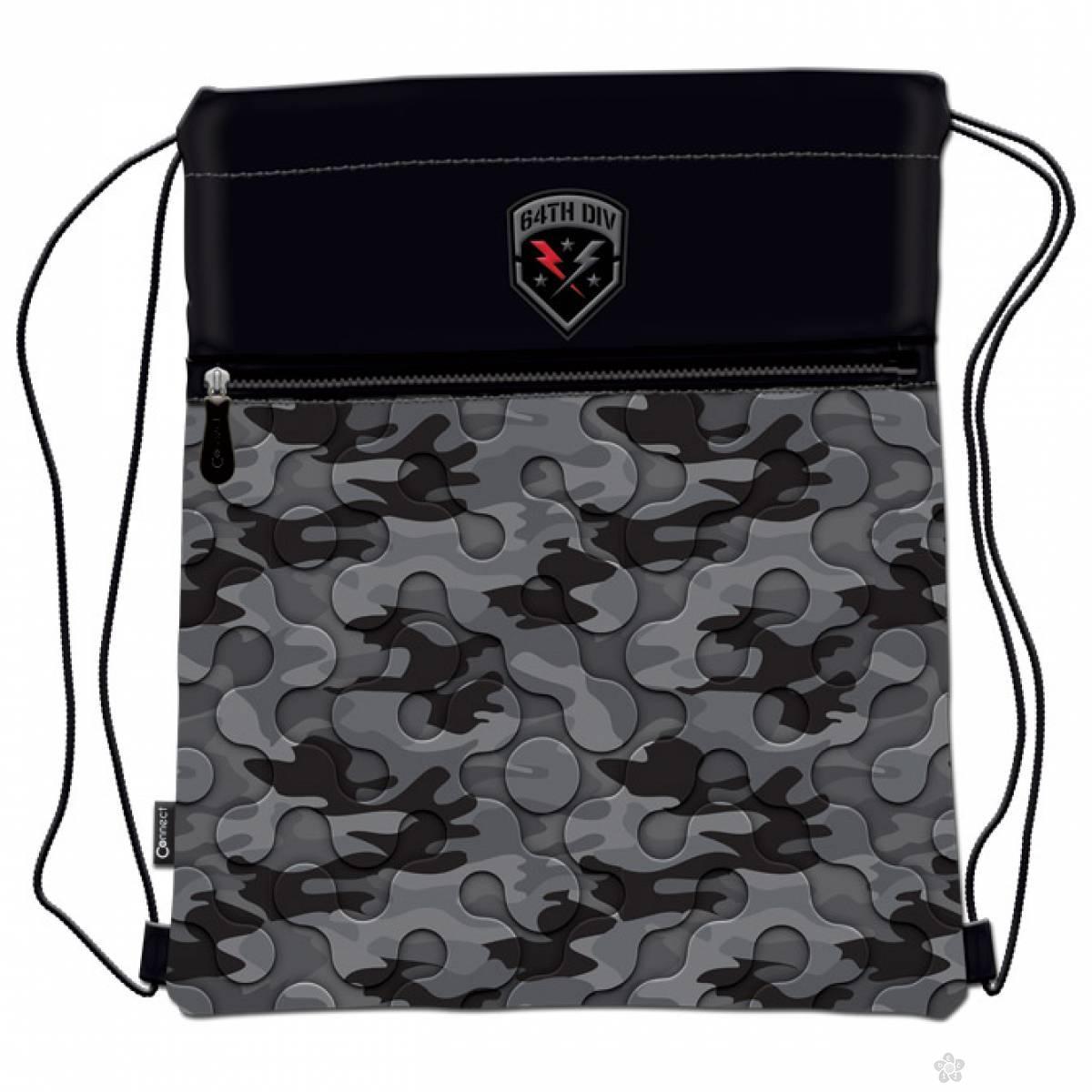 Torba za fizičko Army Camo 41965