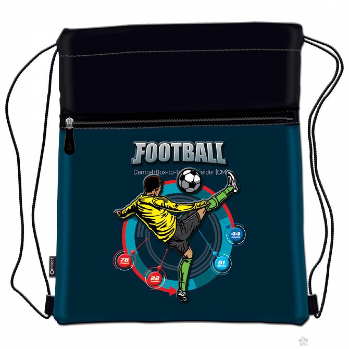 Torba za fizičko Football Player 41961