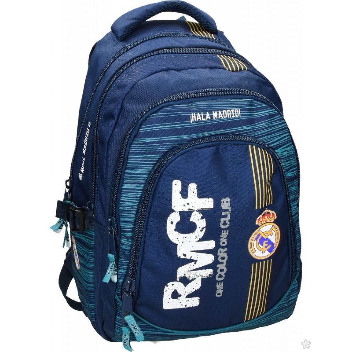 Ranac ergonomski Real Madrid 530040