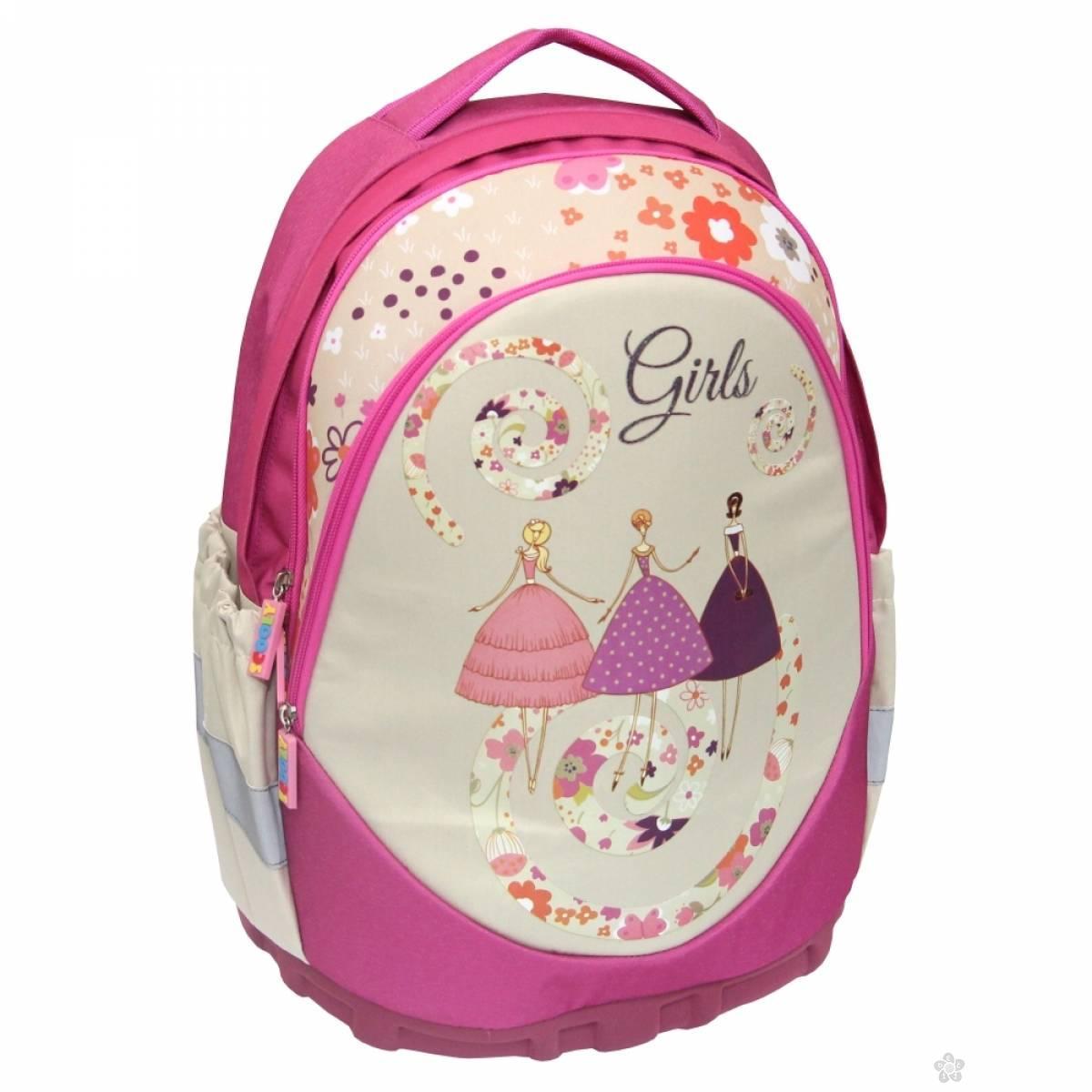 Ranac ergonomski Street Girls 226720
