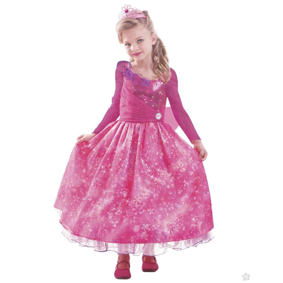 Kostim i tiara Barbie 998077