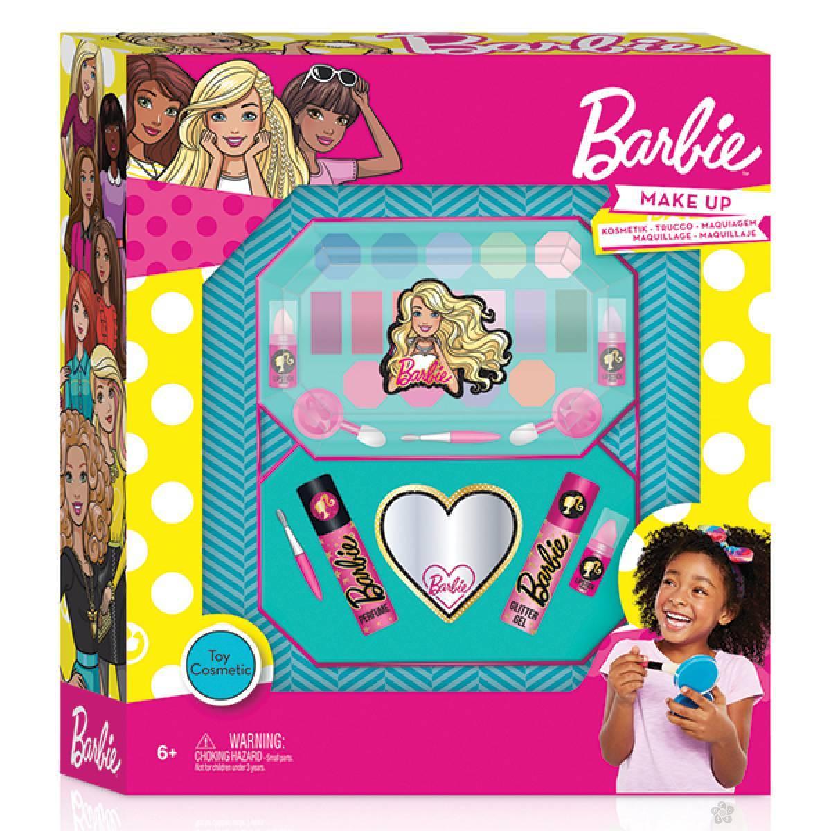 Set za šminkanje Barbie 1811