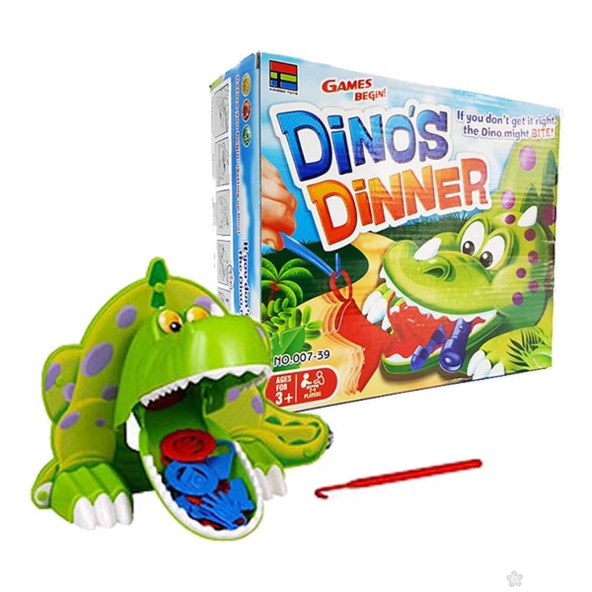 Društvena igra Dino Dinner 24400