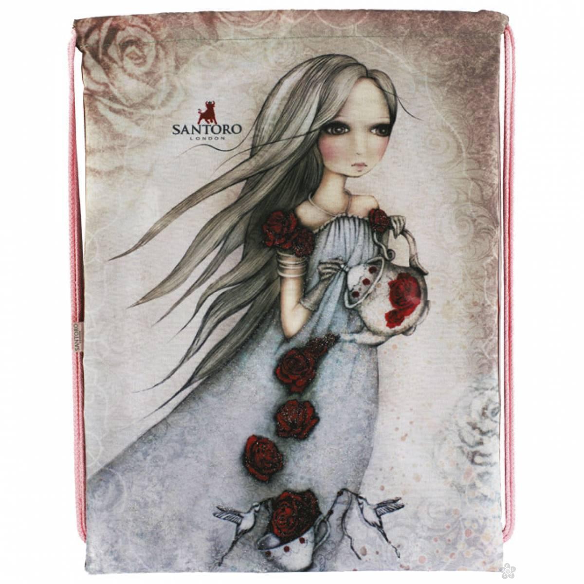 Torba za fizičko Rose Tea Mirabelle G4K89102