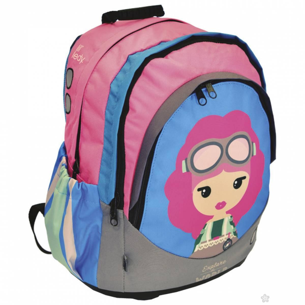 Ranac školski Lil Ledy Traveler G4186523