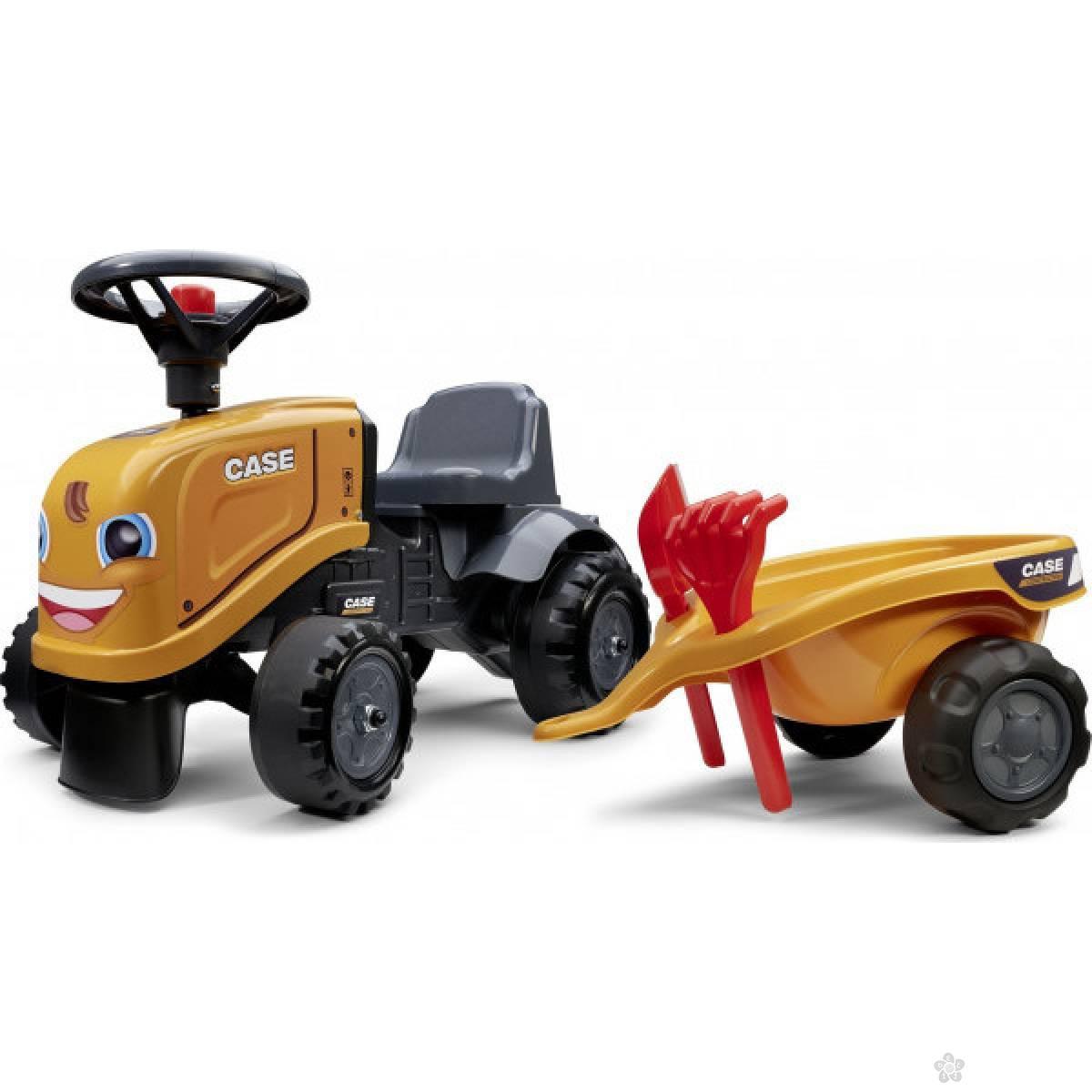 Guralica traktor 297c